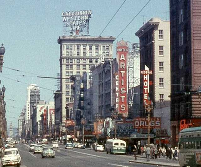 As the United Artists in the mid to late `50's