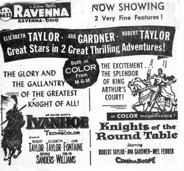 Ad double feature