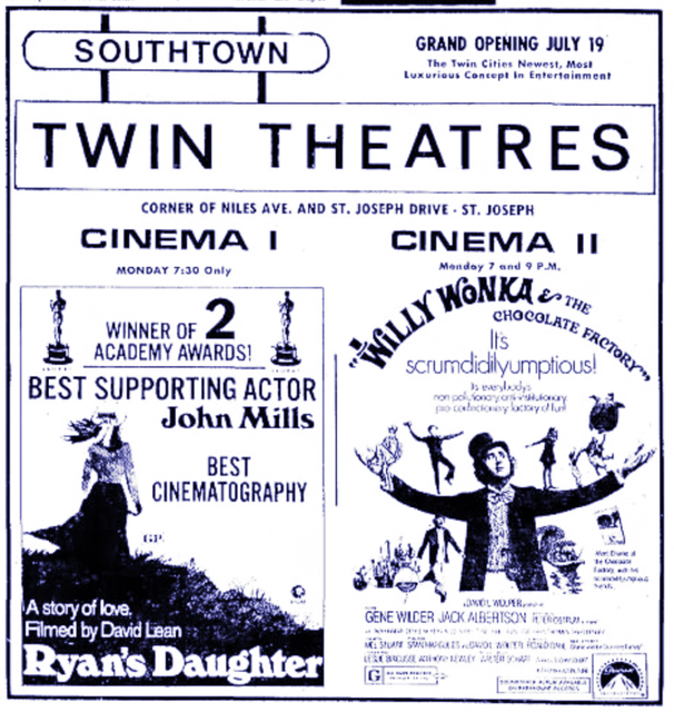 Southtown Twin Theatres