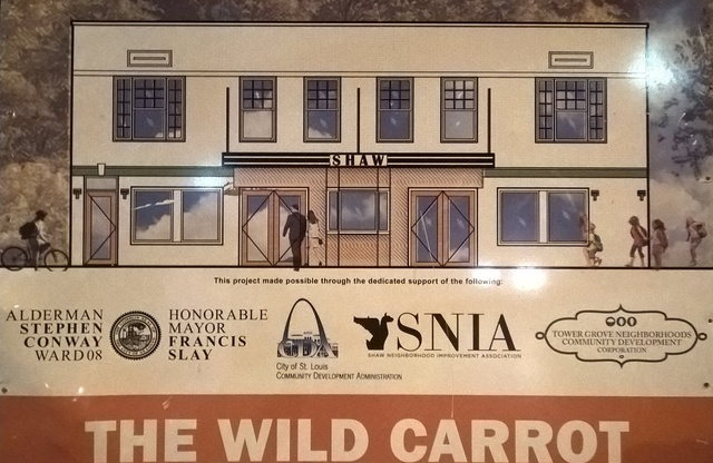 Wild Carrot at Shaw Theatre