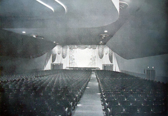 Merben Theatre auditorium