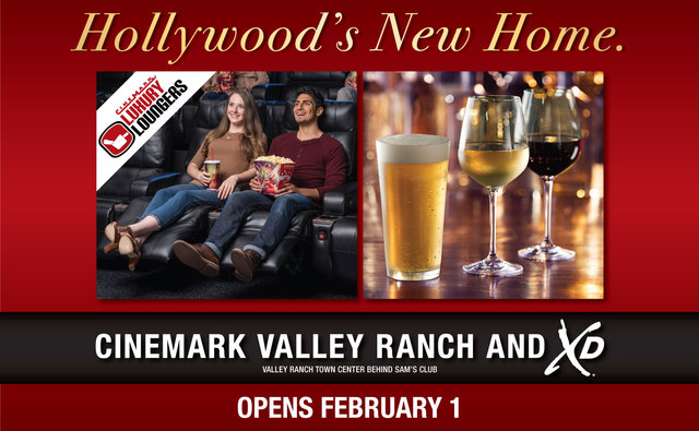 Cinemark Valley Ranch and XD