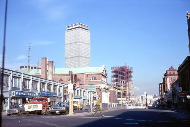 1969 photo courtesy of the Old School Boston Facebook page.