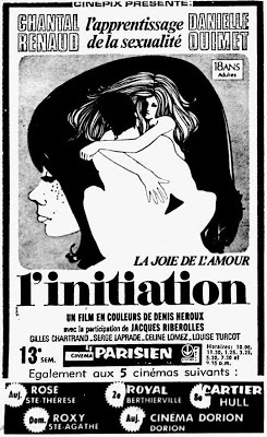 L'INITIATION(1970)
