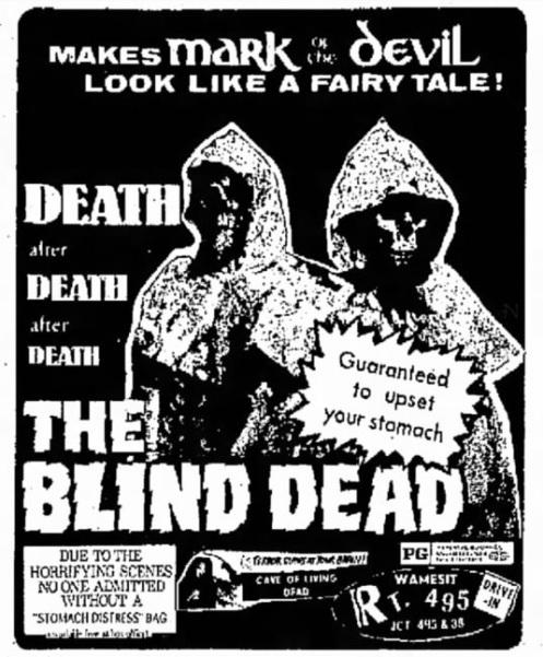 BLIND DEAD(1972)