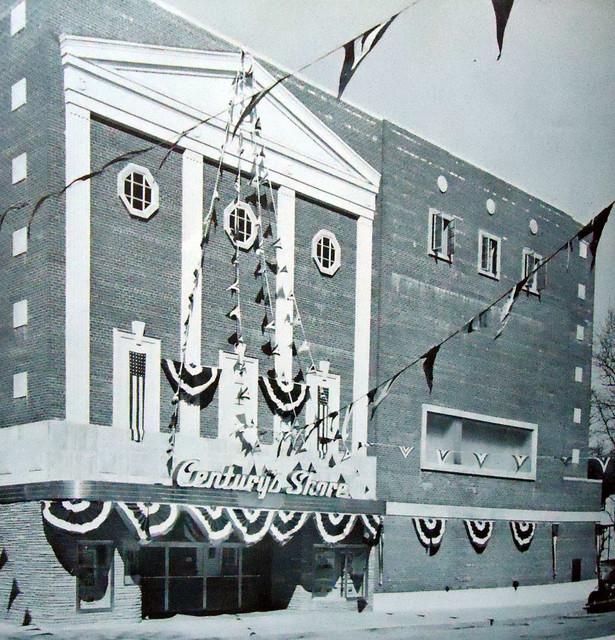 Shore Theatre exterior