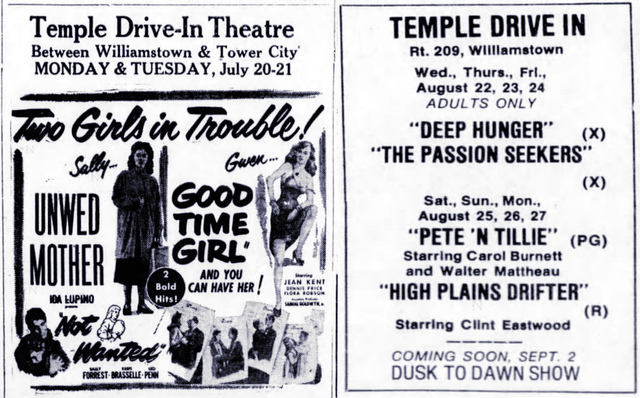 Temple Drive-In
