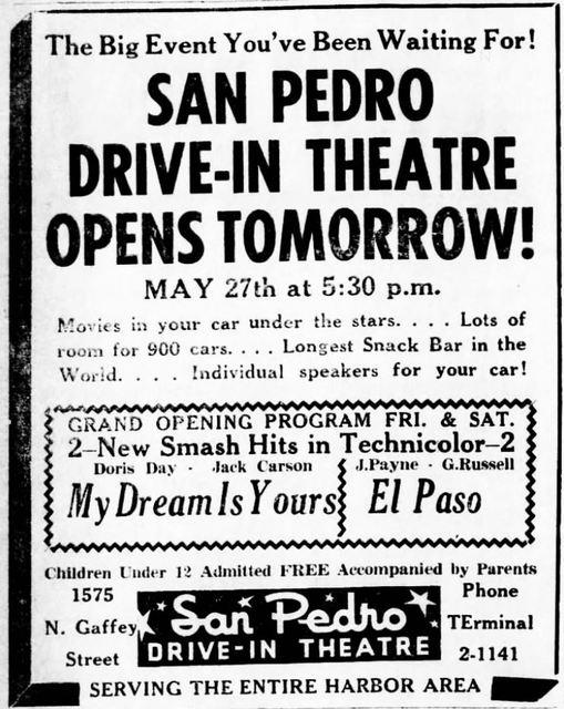 San Pedro Drive-In