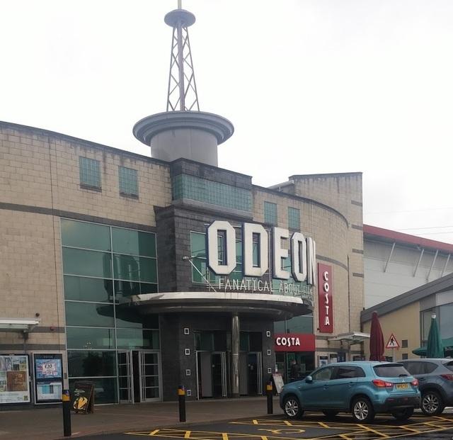 Odeon Silverlink