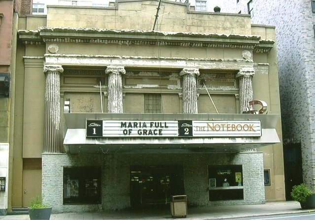 Sutton Theater in Late Summer 2004