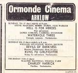 Ormonde Cinema Arklow