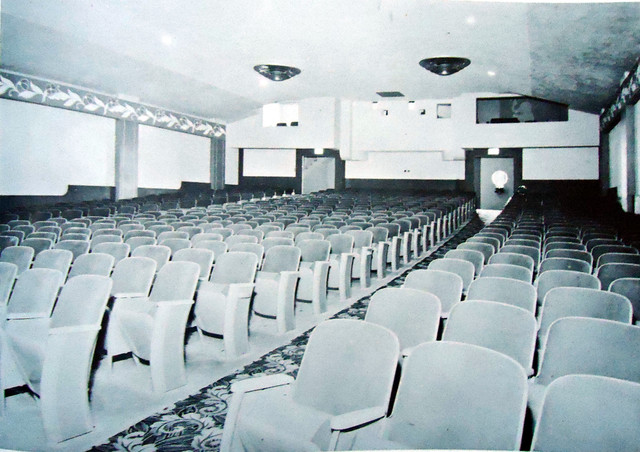 Park Theatre auditorium