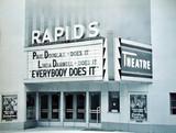 Rapids Theatre exterior