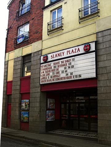 Slaney Plaza Cinema