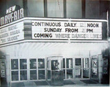 New Mayfair Theatre exterior