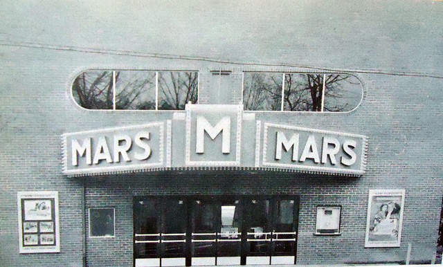 Mars Theatre exterior