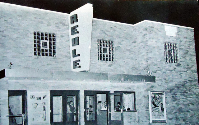 Reule Theatre exterior