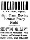 Theatorium Ad o3-04-1911
