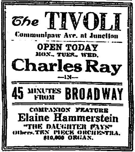 Tivoli Theatre