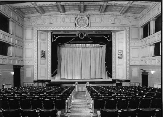 Winter Gardens Auditorium