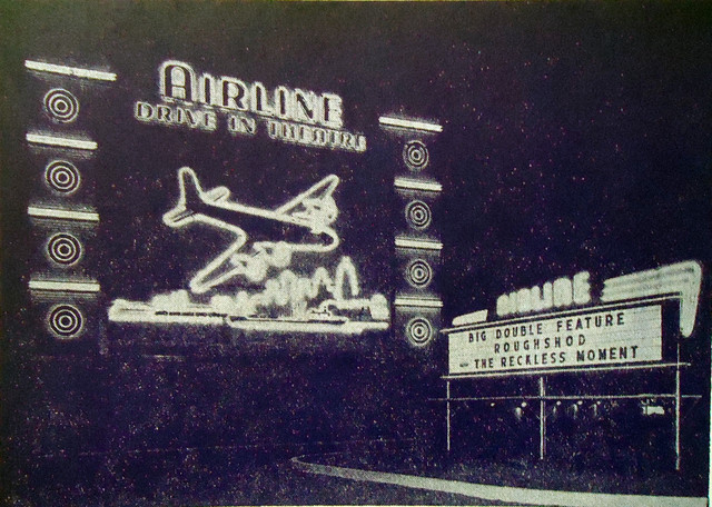 Airline Drive-In exterior