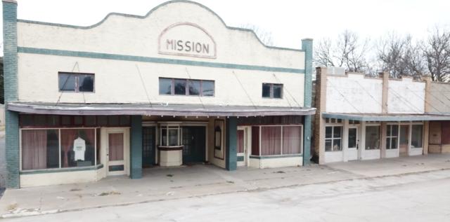 Mission Theatre from a DJI Mavic Pro Drone
