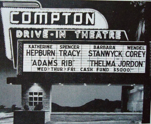 Compton Drive-In exterior