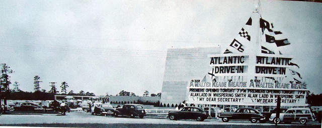 Atlantic Drive-In exterior