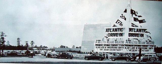 Atlantic Drive-In exterior