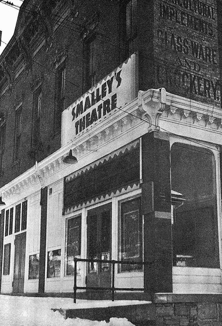 Smalley's Theatre
