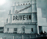 Riverview Drive-In exterior