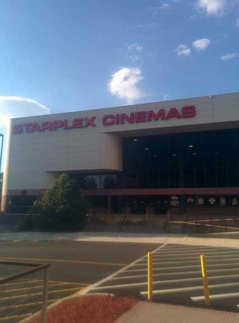 AMC Starplex Ridgefield Park 12