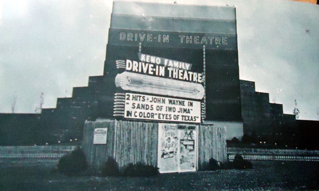 Keno Family Drive-In exterior