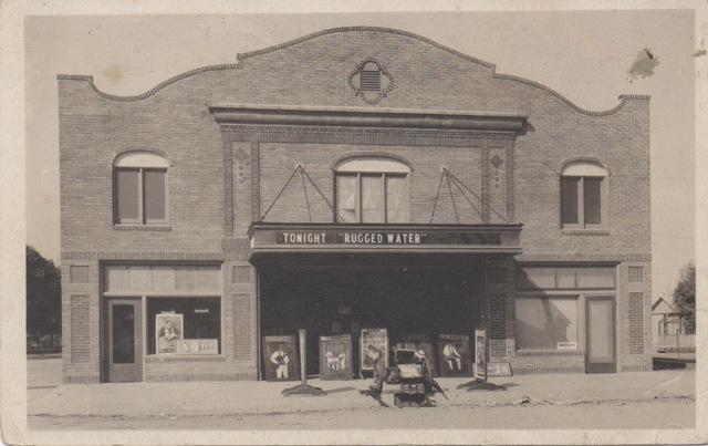 Wasco Theater 1925