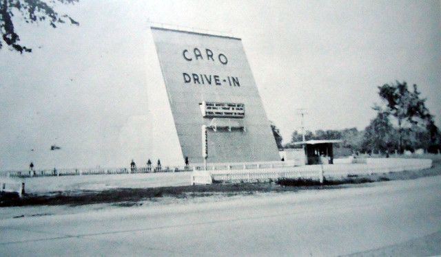 Caro Drive-In exterior