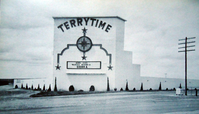 Terrytime Drive-In exterior