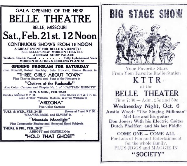 Belle Theatre