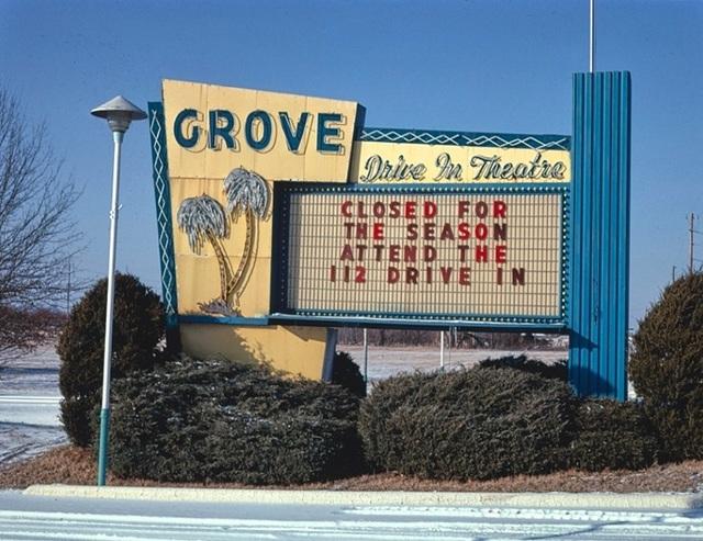 Grove Drive-In