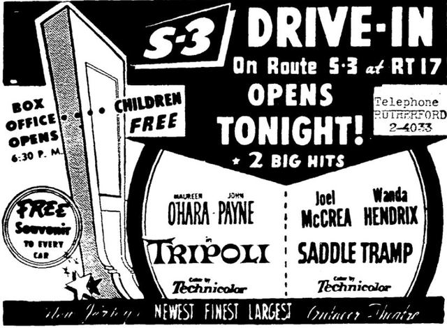 Route 3 Drive-In
