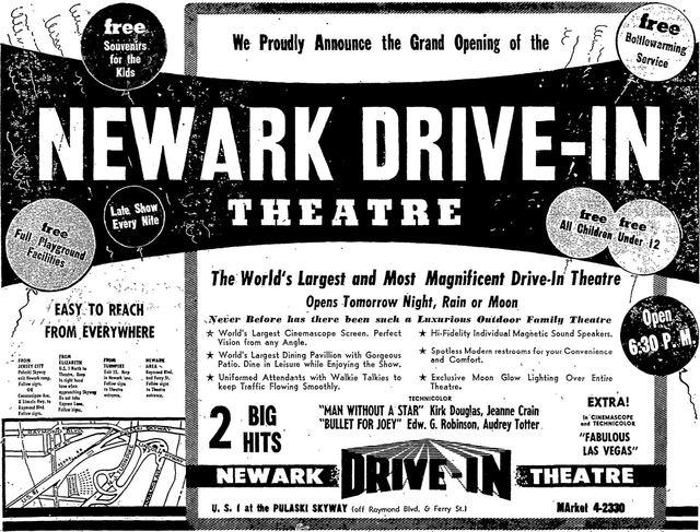 Newark Drive-In
