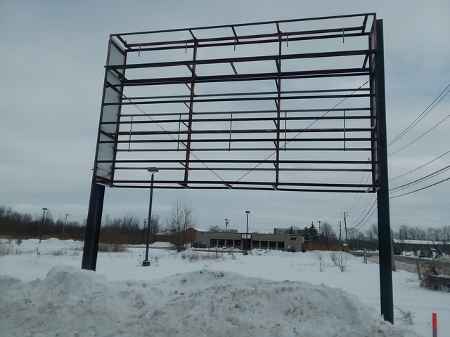 Old Marquee for GCC Summit Park Mall