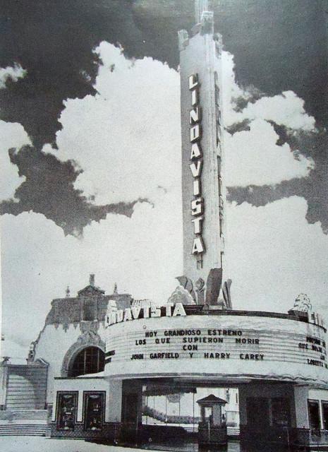 Teatro Linda Vista exterior
