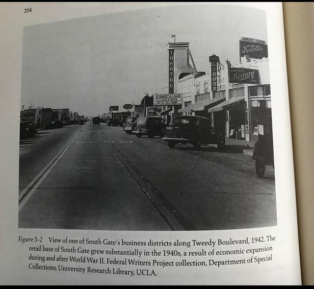 Allen Theatre 1942