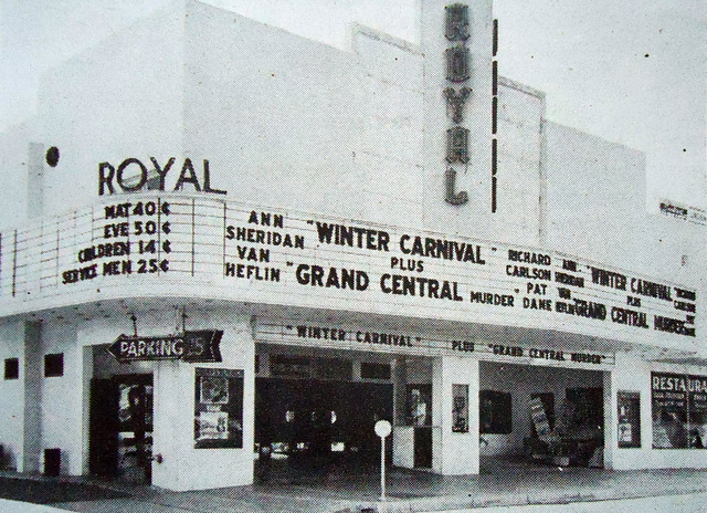 Royal Theatre exterior