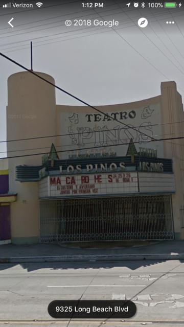 Teatro los Pinos