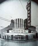 Will Rogers Theatre exterior