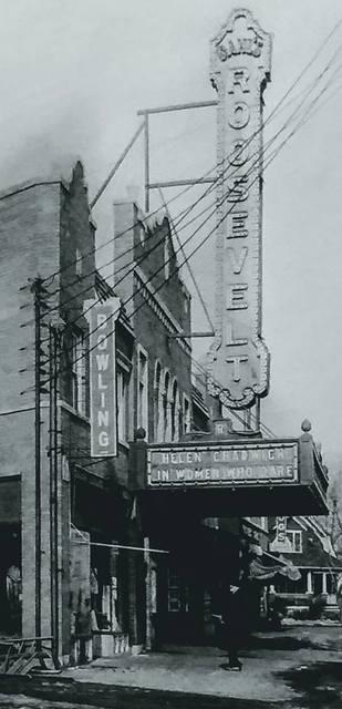 ROOSEVELT Theatre; Kenosha, Wisconsin.