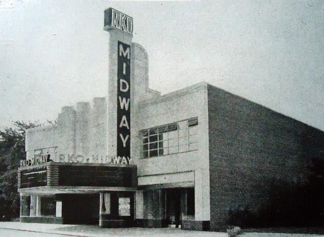 RKO Midway Theatre exterior