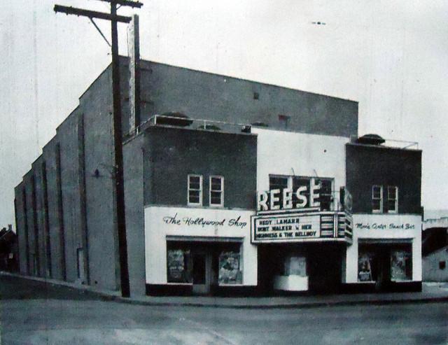 Reese Theatre exterior
