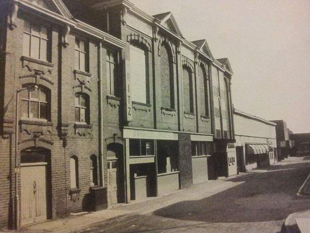 Ritz cinema Crewe